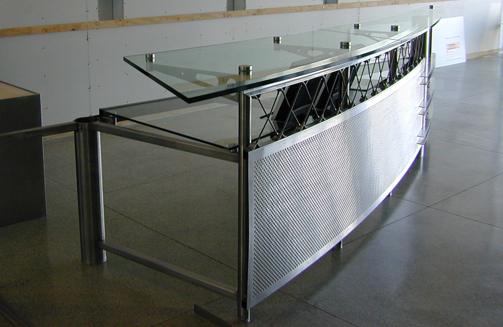 Indoor Outdoor Custom Furniture Dave Mccalley Custom Metal Design And Fabrication